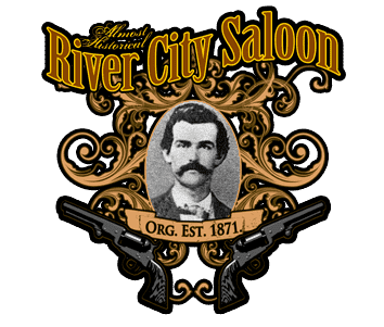 River City Saloon | Old Sacramento Logo