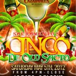 Sacramento's Cinco De Mayo Party